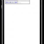 iPhone SDK – 關閉 UIWebView 自動偵測把電話號碼加入底線的功能 (UIDataDetector)