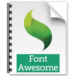 Sencha Touch 透過整合 Font Awesome 來擴充圖示