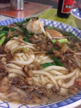 榕樹下米苔目湯