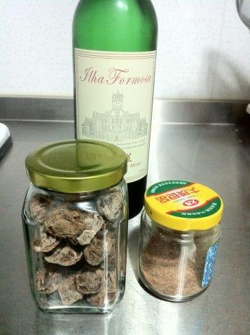 紅酒番茄材料