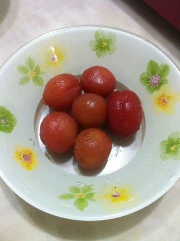 法式紅酒番茄